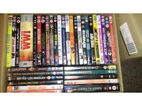 100 Various Dvds