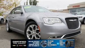 2017 Chrysler 300 C Platinum AWD| Pano Sun| Nav| H/C Leath|