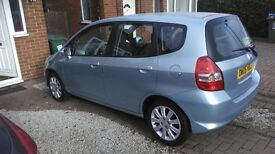 Honda Jazz 1.4 2005 12 months mot new exhaust ,2 new tyres great family car ... Bargin