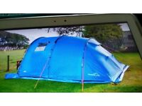 4-5 man tent as new