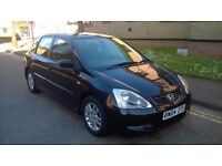 honda Civic Diesel, 1.7 cdti, 2004, Mot may 2018, very economical