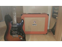 Orange Crush Pro CR60C 1x12 Guitar Combo (Collection only) (Offers considered)