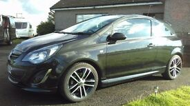 Vauxhall Corsa 1.4 Turbo Black Edition