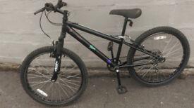 """kids bike 24""""wheels (penarth)"""
