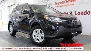 2015 Toyota RAV4 LE HEATED SEATS BACKUP CAMERA