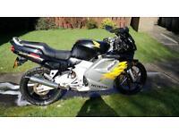 Honda nsr125r 2001