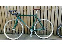 Fixed/Single Speed Revolution Track bike for sale. Excellent condition
