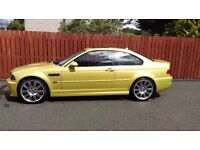 BMW M3 - Just over from England