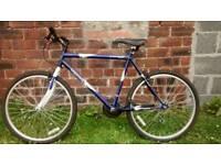 Dunlop, small mens bike
