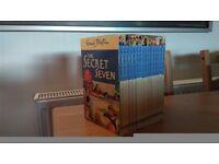 Enid Blyton the secret seven box set.
