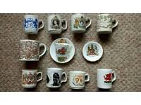 Royal Family commemorative china collection
