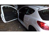 207 thp 150 1.6 turbo leather interior