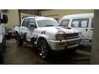 Mitsubishi L200 2.5TD 4 life 2001 £1995
