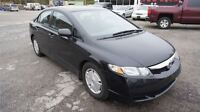 2010 Honda Civic DX-G, 5 SPEED