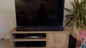 "Sony 40"" Full HD TV, Blu-ray player, soundbar and subwoofer for sale - £300"