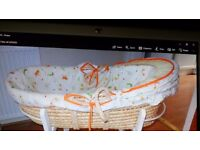 MOSES BASKET ONLY (MOTHERCARE)