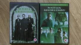 Matrix dvds