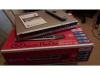 Sony DVD/Hard Disc Recorder