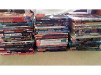 Comics / graphic novel collection 75+ DC / Marvel / Image / soft and hardback