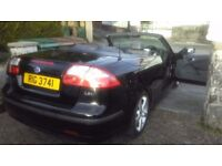 SAAB 9.3 VECTOR CABRIOLET SOFT TOP 2005