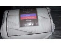 King Duvet new unopened wrapped sealed anti allergy