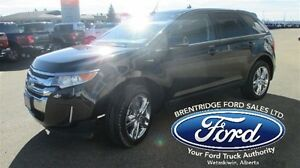 2013 Ford Edge Limited, Nav, Mooroof