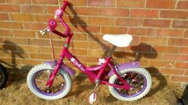 Raleigh 14 Molly Girl's Bike