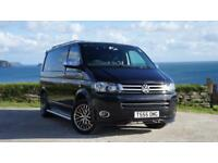 Vw t5 factory Kombi 6 seater low miles with air con 6 speed 140bhp