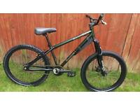 Saracen jump bike rrp £449