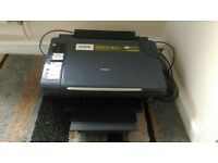 Epson Stylus DX7400 3-in-1 Printer, Copier & Scanner, can use for parts as not working, only £5!!!
