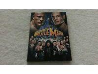WWF / WWE Wrestlemania 29 + HOF 2013 DVD