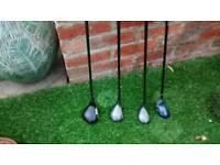 4 Men's Golf Clubs