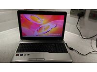 TOSHIBA SATELLITE L450 Laptop With Charger ... BARGAIN ... £125