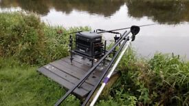 Pole Fishing Set Ready To Go