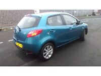 MAZDA 2, Automatic, Sat Nav, Bluetooth, Reverse Camera