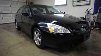 2004 Honda Accord EX-L 4CLY, LEATHER, SUNROOF