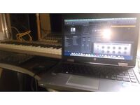 Fully Loaded MOBILE MUSIC STUDIO HP6470b OSX/LogicPROX