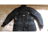 Ixon fire motorcycle jacket