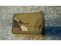 Army style wallet