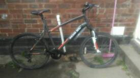 Rockrider men's mountain bike