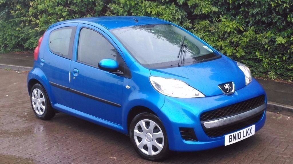 peugeot 107 urban 2010 (similar to citroen c1 or toyota aygo) | in