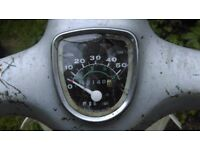 HONDA C70 BARN FIND