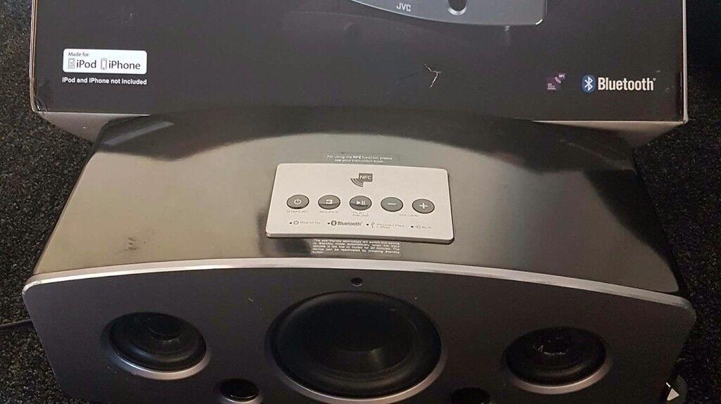 JVC Bluetooth Wireless Speaker