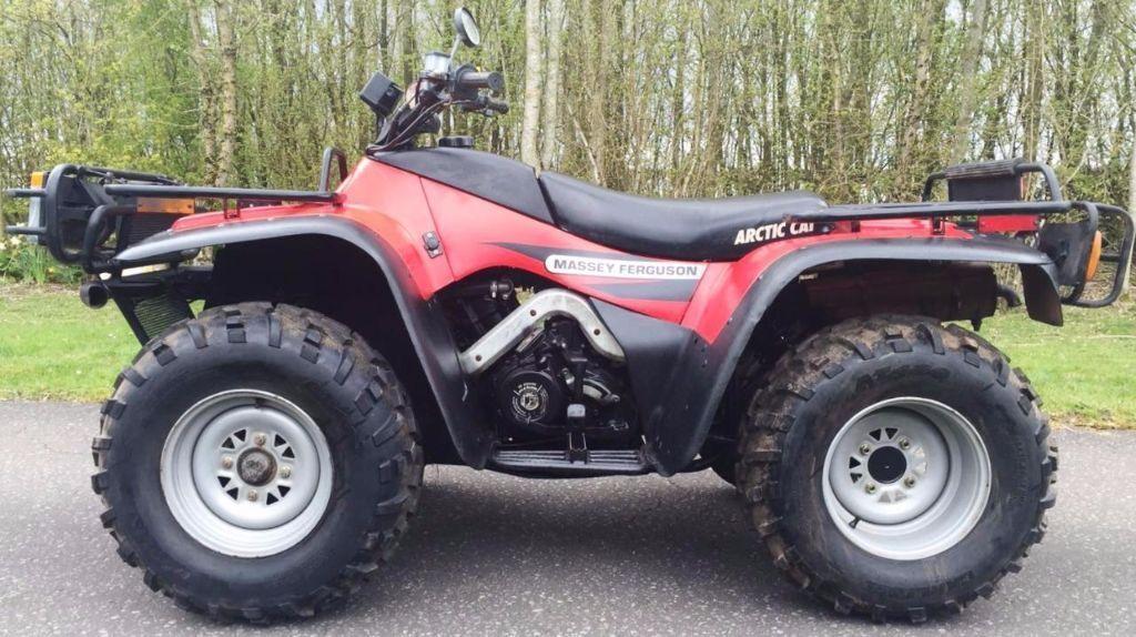 Suzuki Atv Oil Type