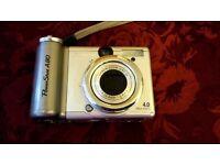 Canon Powershot A80 4.0 mega pixel Compact Digital Camera
