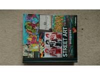 Street art book