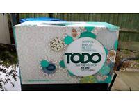 TODO MACHINE BRAND NEW