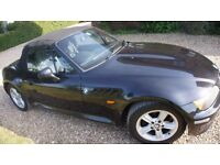BMW Z3 1.9 Roadster 2dr. (00)W reg. Fully documented. MOT July 17. Great Drive. 123,000 miles