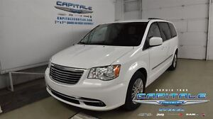 2015 Chrysler Town & Country TOURING L*DVD*STOW N GO*CUIR*CAMERA
