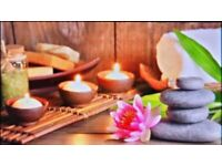 Calming & Relaxing Massage in a private setting